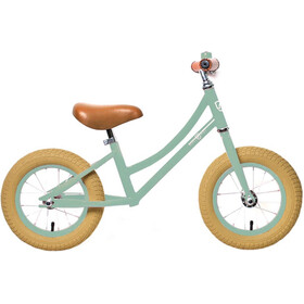 "Rebel Kidz Air Classic Bicicletta senza pedali 12,5"" Bambino, light green"